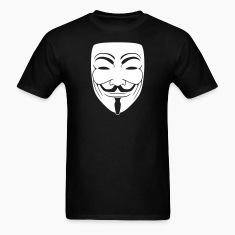 Anonymous Guy Fawks Mask _v1 1_Color Vector