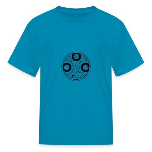 Timey Wimey Kids Tee - Kids' T-Shirt