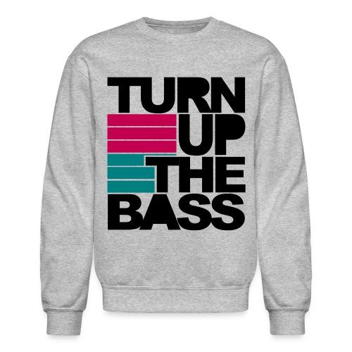 bass - Crewneck Sweatshirt
