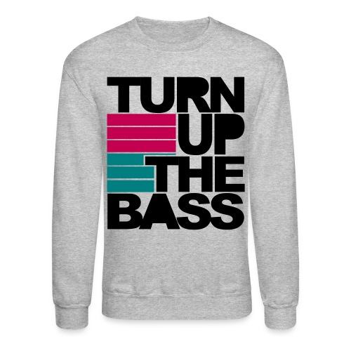 bass - Crewneck Sweatshirt