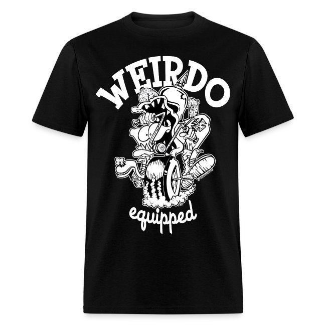 Men's Weirdo Equipped T Shirt