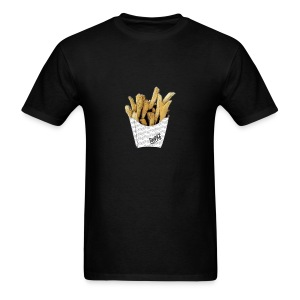 ghost chips - Men's T-Shirt