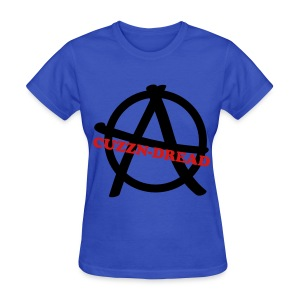 Cuzzn-Dread Anarchy Logo women - Women's T-Shirt