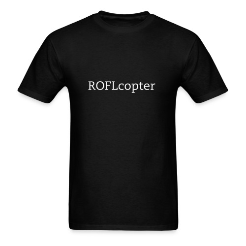 ROFLcopter - Men's T-Shirt