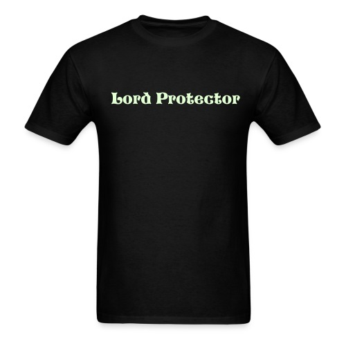 LP GlowBlack - Men's T-Shirt