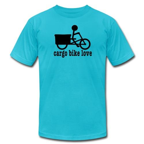 Madsen Cargo Bike Love - Men's Jersey T-Shirt