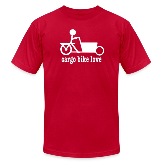 Bakfiets Cargo Bike Love