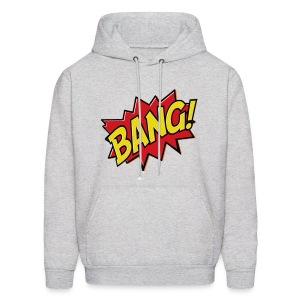 BANG Men's Hooded Sweatshirt - Men's Hoodie