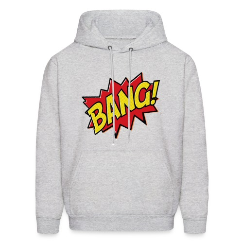 BANG Men's Hooded Sweatshirt - Men's Hoodie