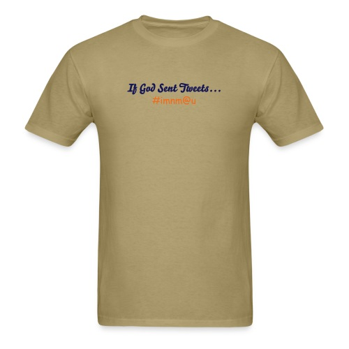 I Am Not Mad At You - Men's T-Shirt