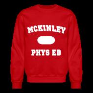 Long Sleeve Shirts ~ Men's Crewneck Sweatshirt ~ Phys Ed SWEATER