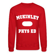 Long Sleeve Shirts ~ Crewneck Sweatshirt ~ Phys Ed SWEATER