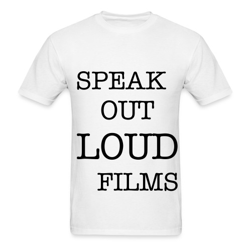 SOLFilms talk tee - Men's T-Shirt