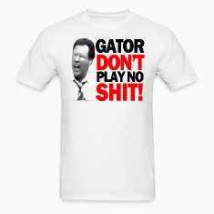 Gator Don't Play!
