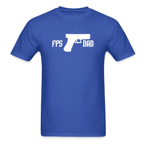FPS Dad (Shirt) - Men's T-Shirt