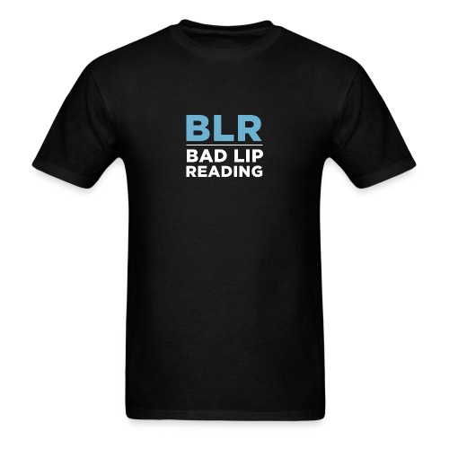 BLR LOGO - Men's T-Shirt