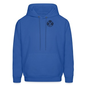 It's Time! Hooded Sweatshirt - Men's Hoodie
