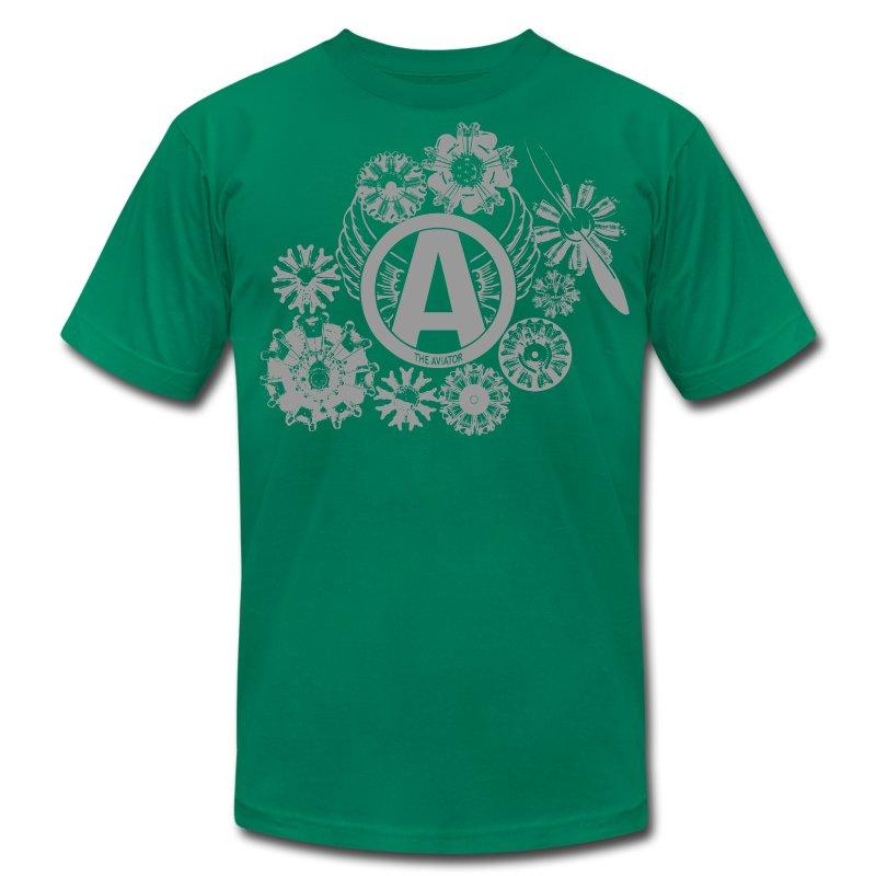 enginesavatardesigngray - Men's Fine Jersey T-Shirt