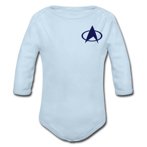 Federation - Organic Long Sleeve Baby Bodysuit