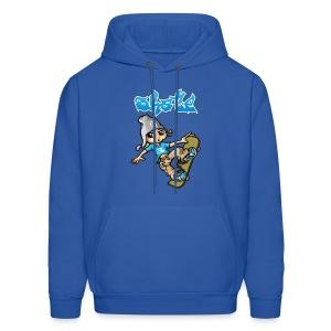 Skate Men's Hooded Sweatshirt - Men's Hoodie