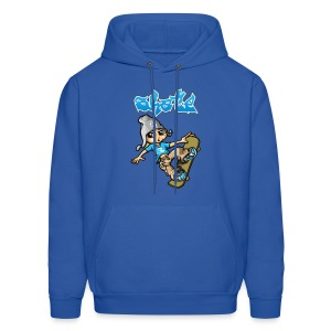 Skate Men's Hooded Sweatshirt - Men's Hoodie