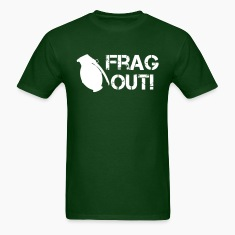 Frag Out! (Shirt)