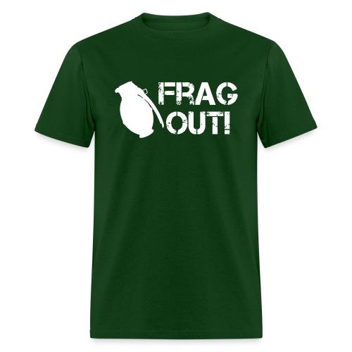 Frag Out! (Shirt) - Men's T-Shirt