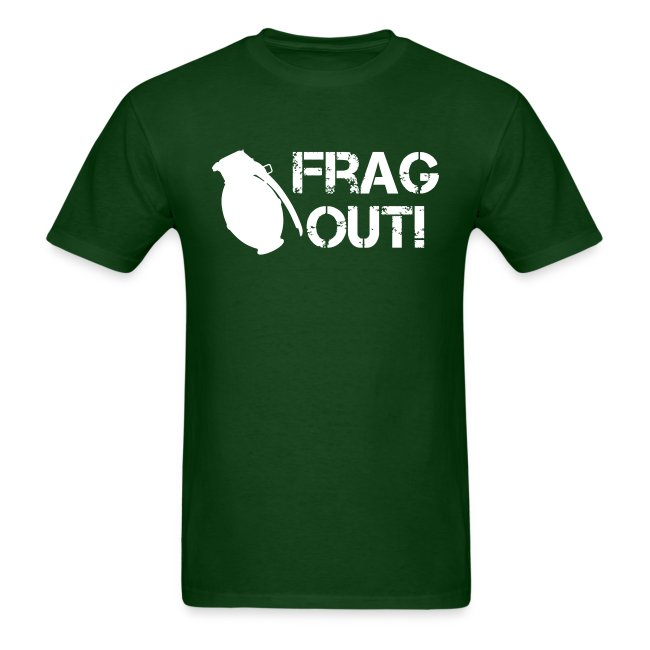 Frag Out! (Shirt)
