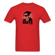 T-Shirts ~ Men's T-Shirt ~ Shay's Rebellion