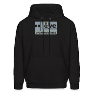 Hoodies ~ Men's Hoodie ~ Twisted Tools I Love Drum Machines - Hoodie