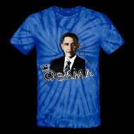 T-Shirts ~ Unisex Tie Dye T-Shirt ~ Obama 2012