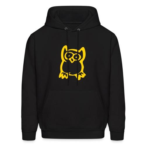 Clever men's hoodie - Men's Hoodie