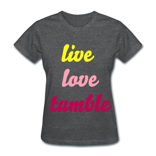Tumble - Women's T-Shirt