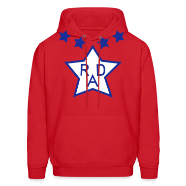 Rad Cru Jones - Men's Hoodie