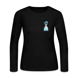 WikiLeaks Logo - Women's Long Sleeve Jersey T-Shirt