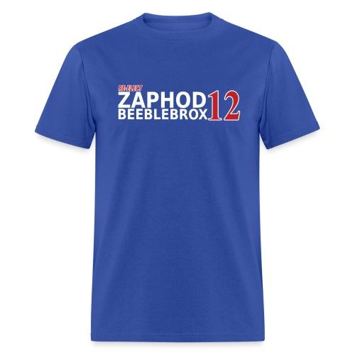 Re-Elect Zaphod - Men's T-Shirt