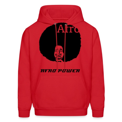 Afro Power Production - Men's Hoodie