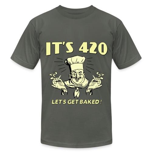 chronic skull t - Men's  Jersey T-Shirt