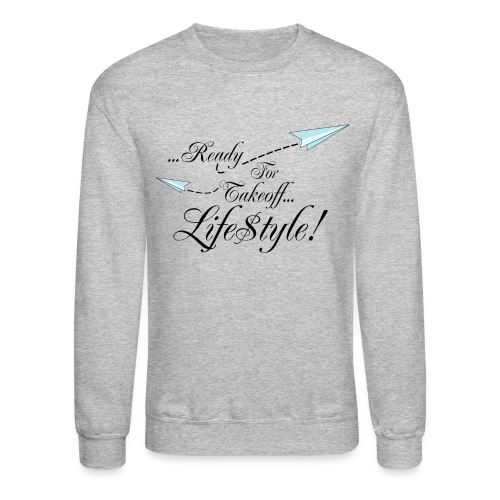 The Simple Life$tyle Crew - Crewneck Sweatshirt