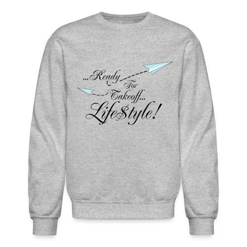 The Simple Life$tyle Crew - Crewneck Sweatshirt