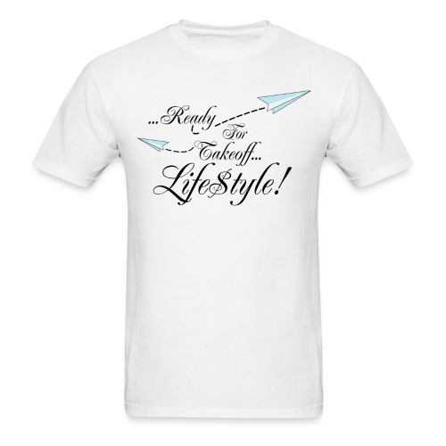 The Simple Life$tyle Tee - Men's T-Shirt