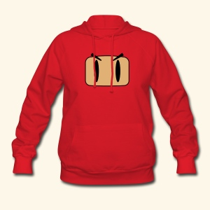 B-Face (free shirt color selection) - Women's Hoodie