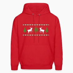 Ugly Christmas Sweater Hoodie