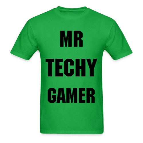 plain mrtechygamer T-Shirt - Men's T-Shirt