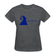 Women's T-Shirts ~ Women's T-Shirt ~ Go Wilde (Womens)
