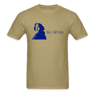 T-Shirts ~ Men's T-Shirt ~ Go Wilde (Mens)