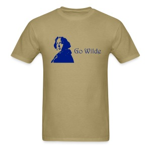 Go Wilde (Mens) - Men's T-Shirt