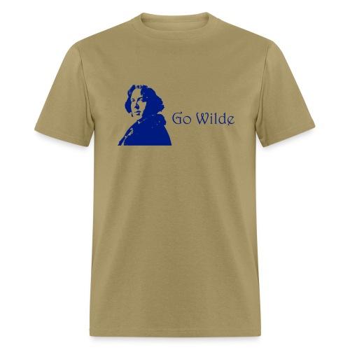 Go Wilde (Mens) - Men's T-Shirt