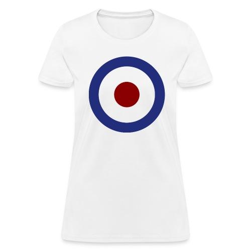 TG's Target - Women's T-Shirt