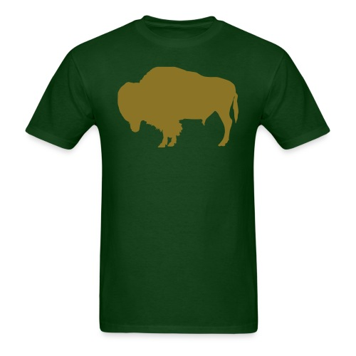 Big Bison - Men's T-Shirt